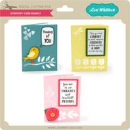 Sympathy Card Bundle