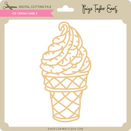 Ice Cream Cone 2