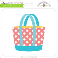 Sweet Summer - Beach Bag