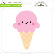 Sweet Summer - Ice Cream Cone