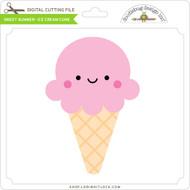 Sweet Summer - Ice Cream Cone