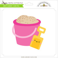 Sweet Summer - Sand Pail