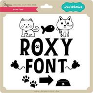 Roxy Font