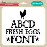 Fresh Eggs Font