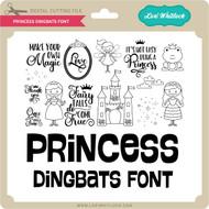 Princess Dingbats Font