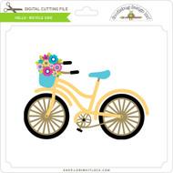 Hello - Bicycle Side