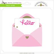Hello - Letter