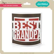 Flexi Card Best Grandpa