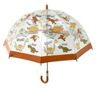 Children's Dinosaurs Umbrella Front