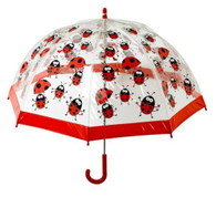 Child's Frog Umbrella Front