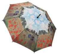 Compact Monet Poppy Fields