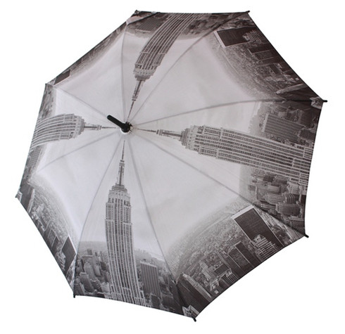 New York Umbrella Front