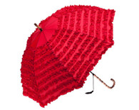 Fifi Red Umbrella