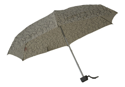Compact Lace Umbrella Side