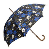 Classic Art Flower Umbrella