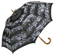 Music Notes Umbrella