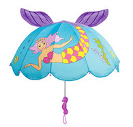 Child's Mermaid Umbrella