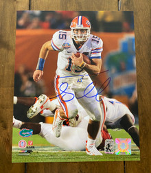 Tim Tebow Florida Gators 2008 National Championship 8x10 Photo