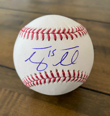 Tim Tebow Autographed OFFICIAL MLB Baseball