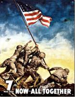 Iwo Jima Poster