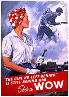 Girl he Left Behind Poster