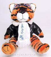 Flying Tigers Plush Teddy Bear