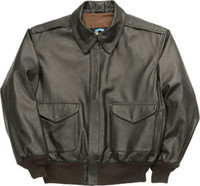 A-2 Leather Bomber Jacket