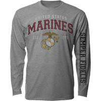 U.S. Marine Long Sleeve T-Shirt