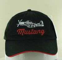 P-51 Embroidered Hat