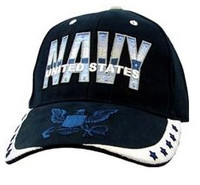 U.S. Navy Ball Cap - Blue