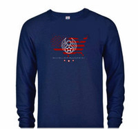 Mighty 8th Flag Sweatshirt