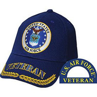U.S. Air Force Veteran Baseball Cap