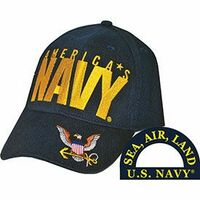 America's Navy Baseball Cap