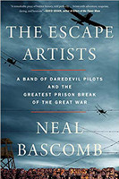 The Escape Artist - Neil Bascomb