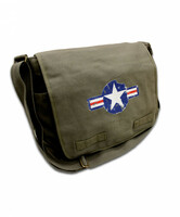 Air Force Messenger Bag