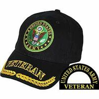 United States Army Veteran Baseball Cap