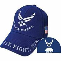 Fly, Fight, Win - U.S. Air Force Baseball Cap