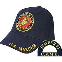 U.S. Marine Corp (U.S. Marines) Baseball Cap