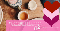 "I'm ""Plane"" Crazy For You: Be My WWII Valentine  Love Stories From Our Archives Talk  -  Lunch"