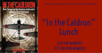 In the Cauldron Author Talk (Lunch)