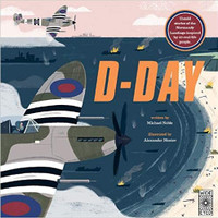 D-Day Untold stories of Normandy Written by Michael Noble
