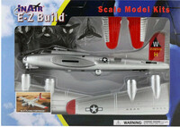 INAIR E Z BUILD SCALE MODEL KIT  B-17 Flying Fortress SILVER