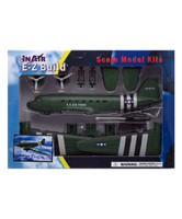 INAIR E Z Build C-47 SCALE MODEL KIT