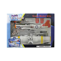 "InAir E-Z Build Model Kit - P-51 ""Tuskegee Airmen"""