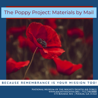 The Poppy Parcel Project: Materials by Mail