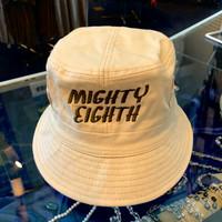 MIGHTY EIGHTH BUCKET HAT (KHAKI)
