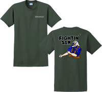 FIGHTIN' SAM T-SHIRT