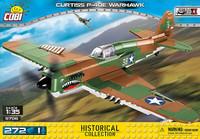 Curtis P-40 E Warhawk Plane 272 pcs