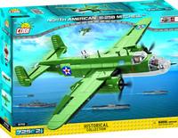 Cobi-  B-25 Mitchell /5713 -710 PCS