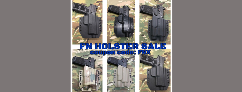 Fn 509 Holster Compatibility